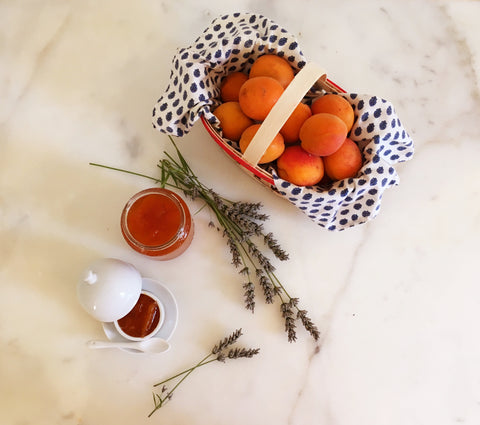 Lavender & apricot jam - lavender hill recipes