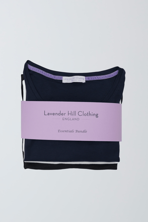 Short Sleeve Scoop T-shirt Bundle Short Sleeve T-shirt Lavender Hill Clothing