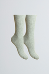 Soft Scottish Cashmere Women's Socks - Comfortable purple Socks Lavender Hill Clothing - Cozy Bed Socks