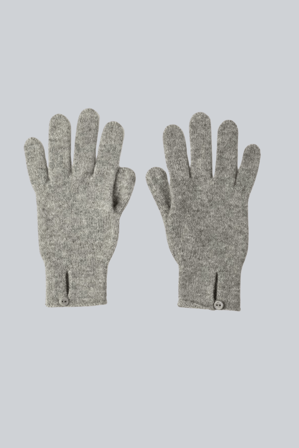 Scottish Cashmere Button Gloves Cashmere Accessories Lavender Hill Clothing
