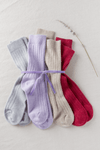 Cashmere Women's Socks Socks Lavender Hill Clothing