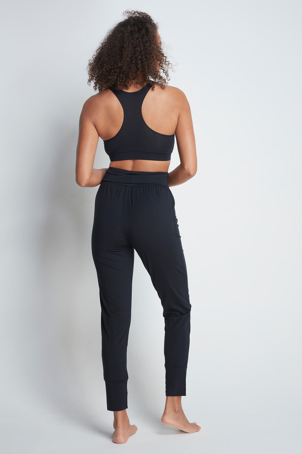 Yoga Trousers Trousers / Leggings Lavender Hill Clothing
