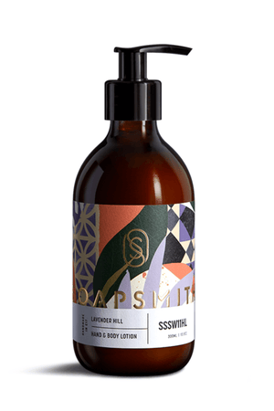 Lavender Hill Body Lotion Toiletries by Lavender Hill Clothing