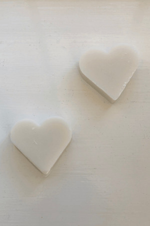 Heart Soap Toiletries Lavender Hill Clothing