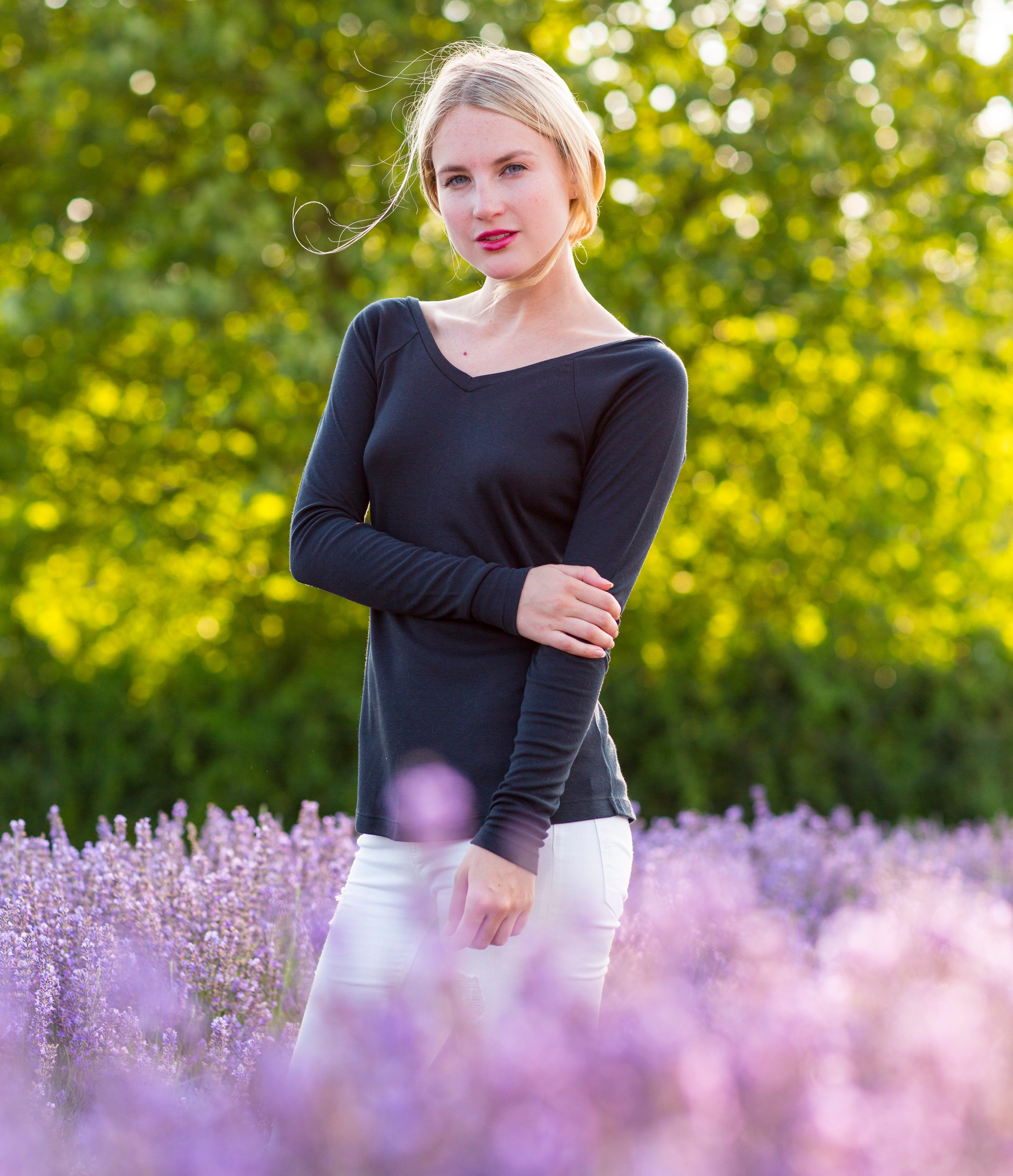 Lavender Hill Clothing - beautiful basics for every woman's wardrobe