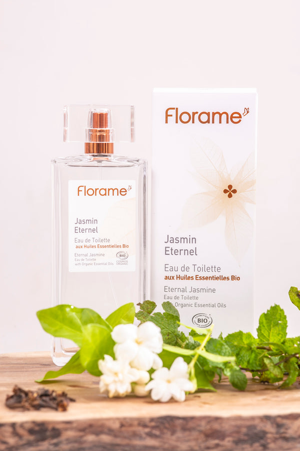 Perfume Natural & Orgânico - Eternal Jasmine