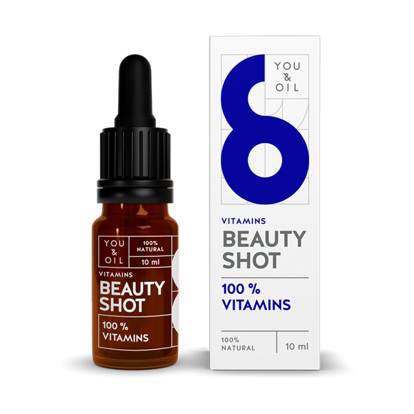 Número 6 Sérum Facial Natural Vitamínico