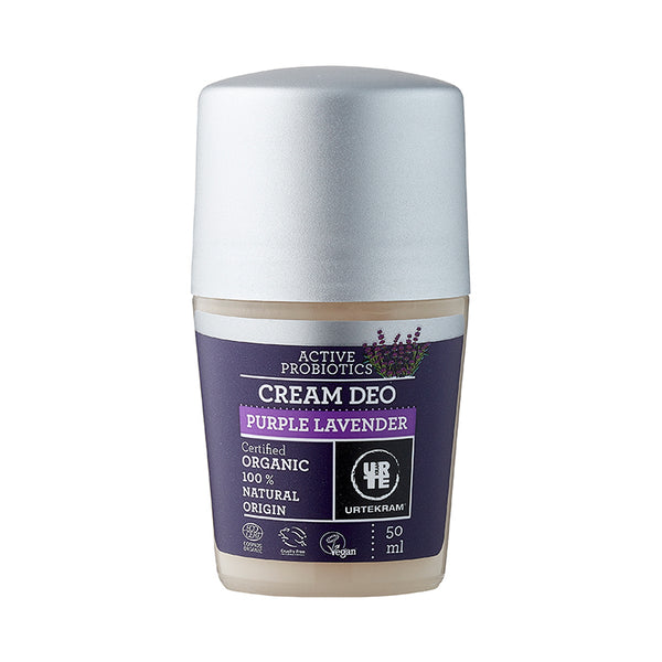 Desodorante Orgânico Natural Roll On Lavanda – 50ml
