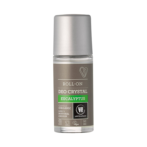 Desodorante Orgânico Natural Roll On Eucalipto – 50ml