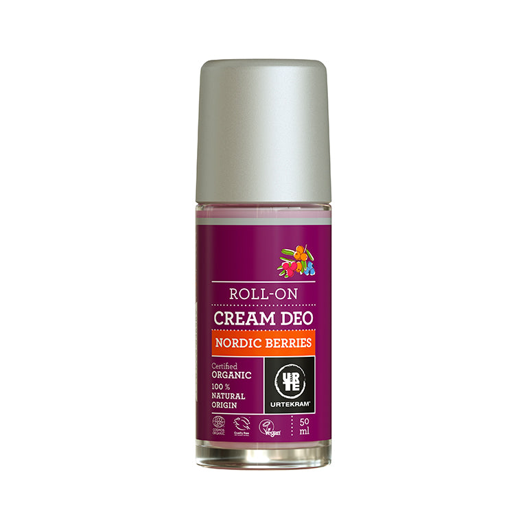 Desodorante Orgânico Natural Roll On Grãos Nórdicos – 50ml