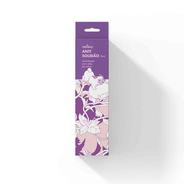 Blend Aromaterapia Anti Solidão Rollon - 10ml