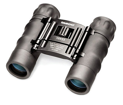 10X25 TASCO ESSENTIALS BINOCULARS