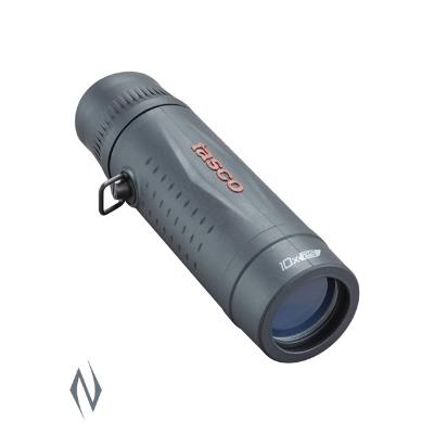 10X25 Tasco Black Monocular