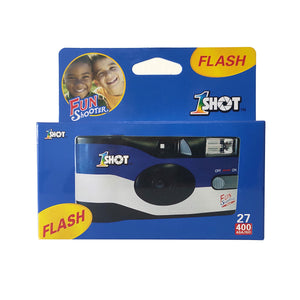 1 Shot Fun Shooter Disposable Camera with Flash