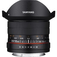 12mm F2.8 UMC II Samyang Full Frame Olympus FT