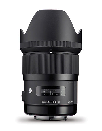 Sigma 35mm f1.4 DG HSM Art Lens for Leica L