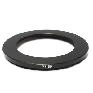 77-55MM STEP DOWN STEPPING RING