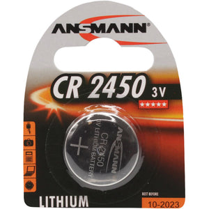 CR2450 Lithium Battery