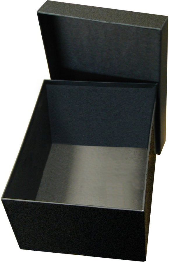 Portobella Black Satin Photo Box 24BOX86