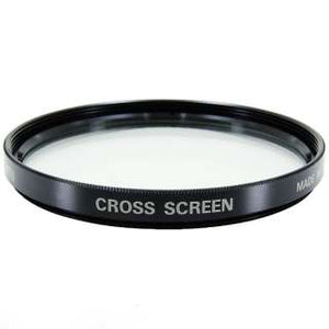 52MM CROSS SCREEN FILTER (MARUMI)