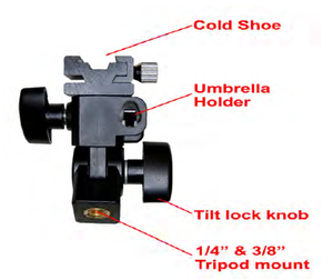 UMBRELLA BRACKET & FLASH HOLDER