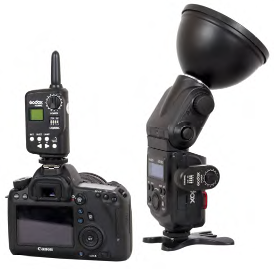 FT-16 WIRELESS TRIGGER FOR AD180 & AD360 KIT