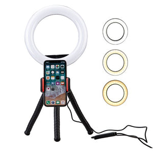 Fotopro L3 Vlogging 20cm LED Ring Light Kit