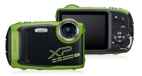 Fujifilm FinePix XP140 Digital Waterproof Compact Camera