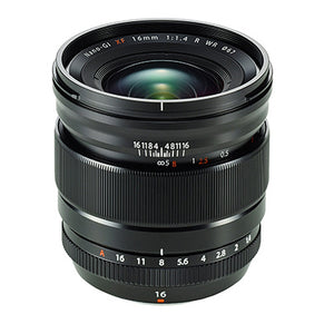 Fujifilm X Lens XF16mm F1.4 R WR (Weather Resistant)