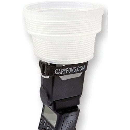 Gary Fong Lightsphere Collapsible with Speed Mount (Generation 5) LSC-SM