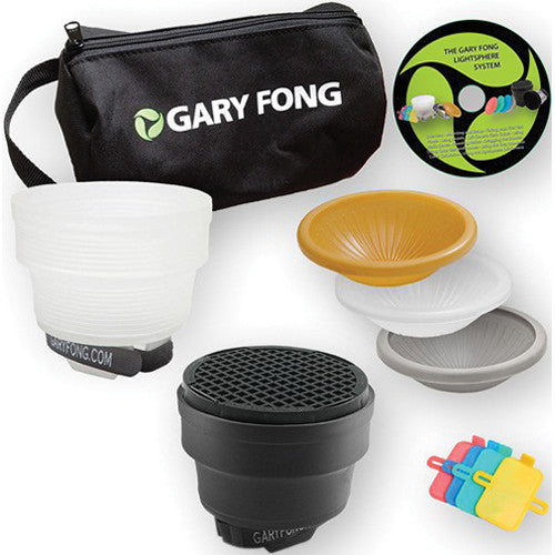 Gary Fong Lightsphere Fashion & Commercial Kit LSC-SM-FC
