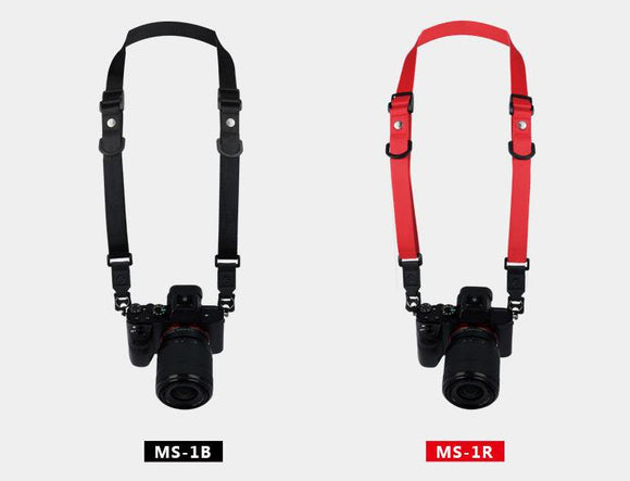 GGSFOTO MIRRORLESS CAMERA STRAP MS-1