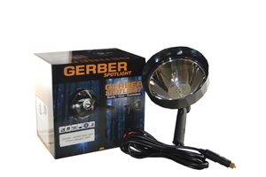 Gerber 175mm Halogen 100watt Spotlight