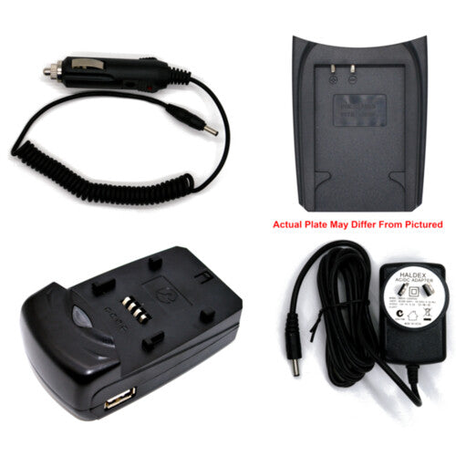 Haldex charger for Sony Batteries (HXC601U)