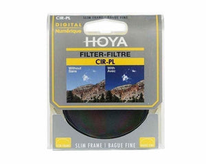 72MM CIRCULAR POLARISING FILTER (72MM CPL) HOYA