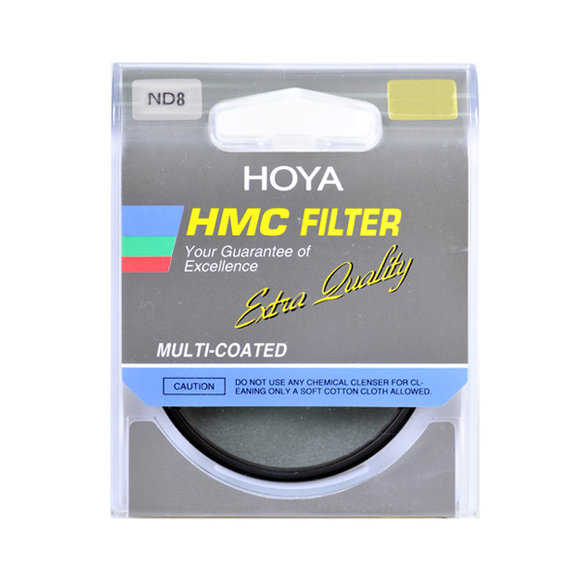 62mm ND +8 HMC Neutral Density Filter Hoya