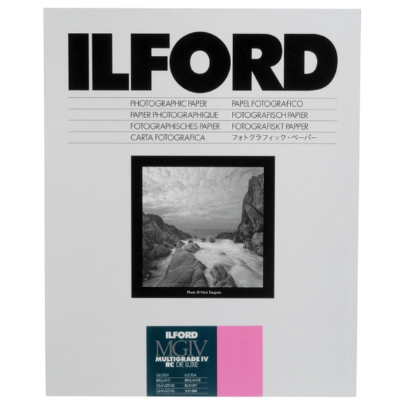 ILFORD MULTIGRADE IV RC DELUXE 1M GLOSSY