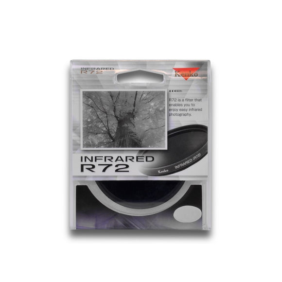 72MM INFRARED R72 FILTER (72MM IR) KENKO ECO