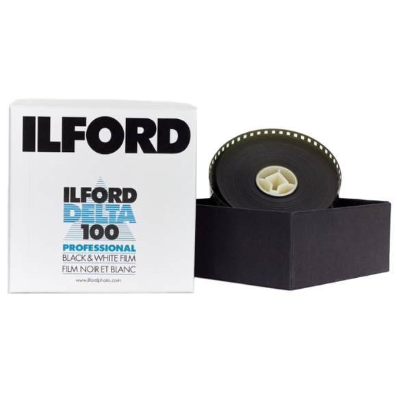 Ilford Delta 100 ISO 100 35mm x 30.5 Black & White Film