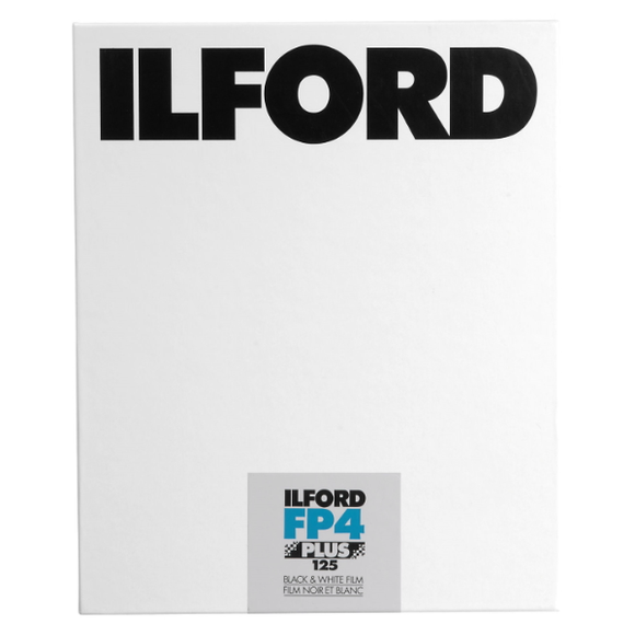 Ilford FP4 Plus ISO 125 4