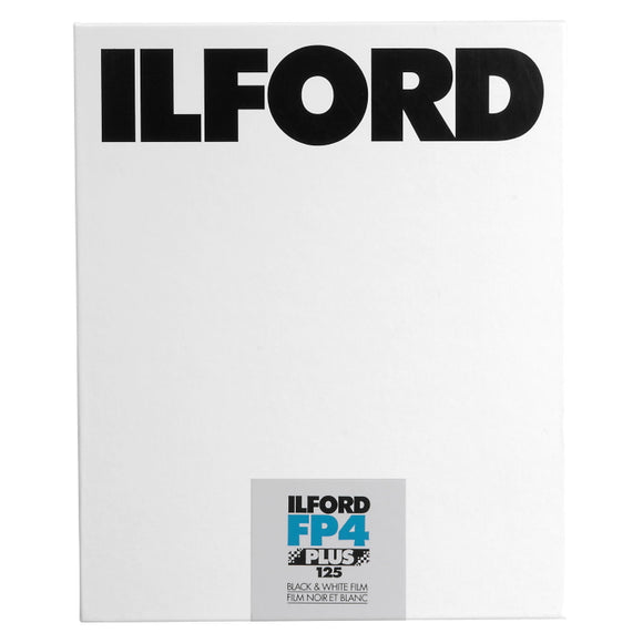 Ilford FP4 Plus ISO 125 5