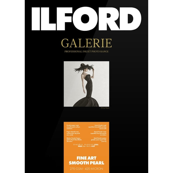 Ilford Galerie Fine Art Smooth Pearl 270gsm