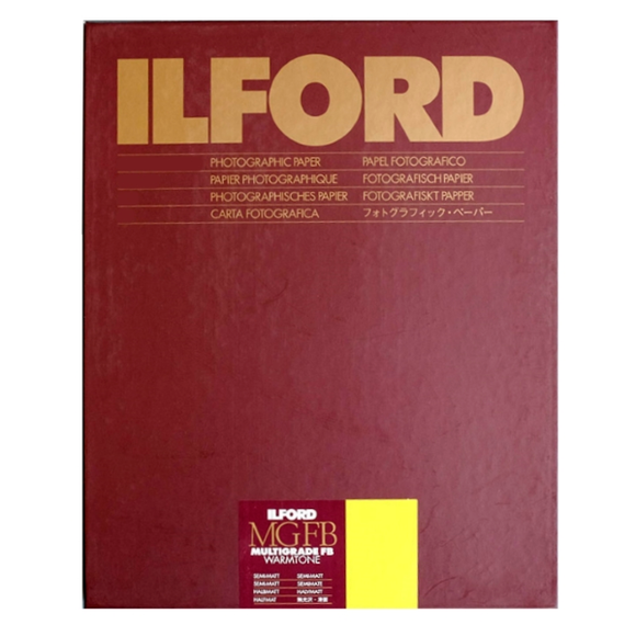 Ilford Multigrade FB Warmtone Matt B&W Paper