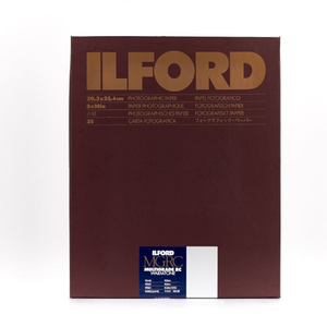 Ilford Multigrade FB Warmtone Pearl B&W Paper