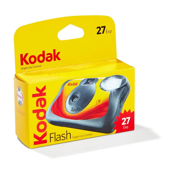KODAK FUNSAVER 27 EXPOSURE SINGLE USE CAMERA