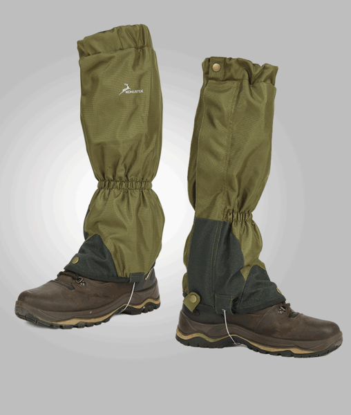 KonusTex Ergo Waterproof Gaiters (Pair)