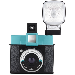 Lomography Diana Instant Square Camera with flash