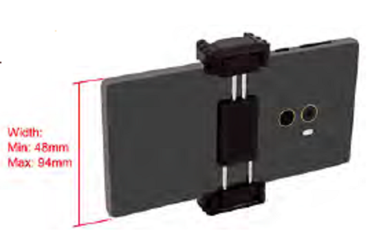 TRIPOD MOBILE PHONE HOLDER