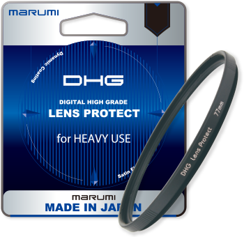 39MM LENS PROTECTOR DHG FILTER MARUMI