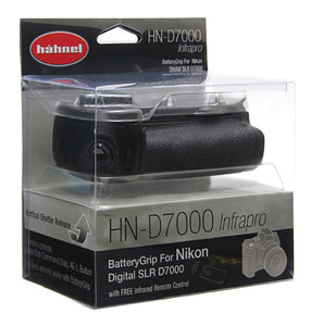 NIKON D7000 BATTERY GRIP (HAHNEL BRAND)